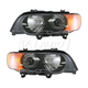 1ALHP00662-2000-03 BMW X5 Headlight Pair