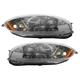 1ALHP00664-Mitsubishi Eclipse Headlight Pair