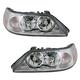 1ALHP00663-2005-11 Lincoln Town Car Headlight Pair
