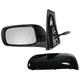 1AMRE02080-2008-09 Toyota Prius Mirror Driver Side