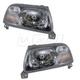1ALHP00601-2004-05 Suzuki Grand Vitara Headlight Pair