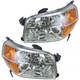 1ALHP00617-2006-08 Honda Pilot Headlight Pair