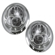 1ALHP00613-Mini Cooper Headlight Pair