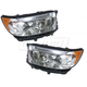 1ALHP00620-Subaru Forester Headlight Pair