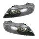 1ALHP00625-2006-08 Mazda 6 Headlight Pair