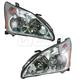 1ALHP00597-Lexus RX330 RX350 RX400h Headlight Pair