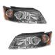1ALHP00565-2006-08 Hyundai Sonata Headlight Pair