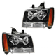 1ALHP00559-Chevy Headlight Pair