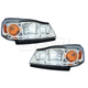 1ALHP00556-2006-07 Saturn Vue Headlight Pair