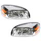 1ALHP00555-Headlight Pair
