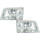 1ALHP00551-2006-11 Mercury Grand Marquis Headlight Pair