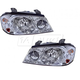 1ALHP00582-2001-02 Kia Magentis Optima Headlight Pair