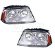 1ALHP00583-2003-05 Lincoln Aviator Headlight Pair