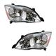 1ALHP00570-2005-07 Toyota Avalon Headlight Pair