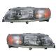 1ALHP00539-2001-04 Volvo S60 Headlight Pair