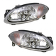 1ALHP00538-Ford Escort ZX2 Headlight Pair
