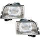 1ALHP00535-1999-01 Isuzu Trooper Headlight Pair