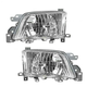 1ALHP00536-2001-02 Subaru Forester Headlight Pair