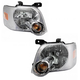 1ALHP00549-Ford Headlight Pair