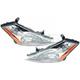 1ALHP00545-2003-07 Nissan Murano Headlight Pair
