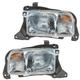 1ALHP00510-1999-04 Chevy Tracker Headlight Pair