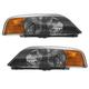 1ALHP00515-2000-02 Lincoln LS Headlight Pair