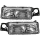 1ALHP00527-Volvo 960 S90 V90 Headlight Pair