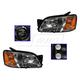 1ALHP00529-Subaru Baja Legacy Headlight Pair
