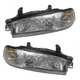 1ALHP00504-Subaru Legacy Legacy Outback Headlight Pair