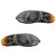 1ALHP00506-2005-07 Chrysler Town & Country Headlight Pair