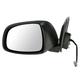 1AMRE02199-2007-13 Suzuki SX4 Mirror Driver Side Paint to Match