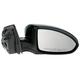 1AMRE02196-2011-16 Chevy Cruze Mirror Passenger Side