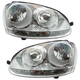 1ALHP00492-Volkswagen Headlight Pair