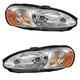 1ALHP00495-2001-02 Headlight Pair