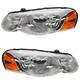 1ALHP00494-2004-06 Chrysler Sebring Headlight Pair