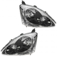 1ALHP00489-2004-05 Honda Civic Headlight Pair