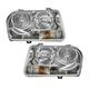 1ALHP00485-2005-10 Chrysler 300 Headlight Pair