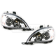 1ALHP00484-Mercedes Benz Headlight Pair