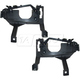 1ALHP00475-1993-97 Dodge Intrepid Headlight Mounting Bracket Pair