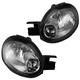 1ALHP00477-2003-05 Dodge Neon Headlight Pair