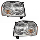 1ALHP00469-2005-07 Jeep Grand Cherokee Headlight Pair
