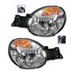1ALHP00451-2002-03 Subaru Headlight Pair