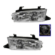1ALHP00452-Subaru Legacy Legacy Outback Headlight Pair