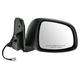 1AMRE02221-2007-13 Suzuki SX4 Mirror Passenger Side