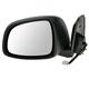 1AMRE02220-2007-13 Suzuki SX4 Mirror Driver Side