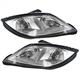 1ALHP00448-2003-05 Pontiac Sunfire Headlight Pair