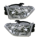 1ALHP00443-2001-02 Nissan Quest Headlight Pair