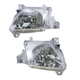 1ALHP00438-2000-01 Mazda MPV Headlight Pair