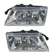 1ALHP00434-2003-04 Mercury Grand Marquis Headlight Pair