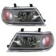 1ALHP00433-Mitsubishi Montero Sport Headlight Pair